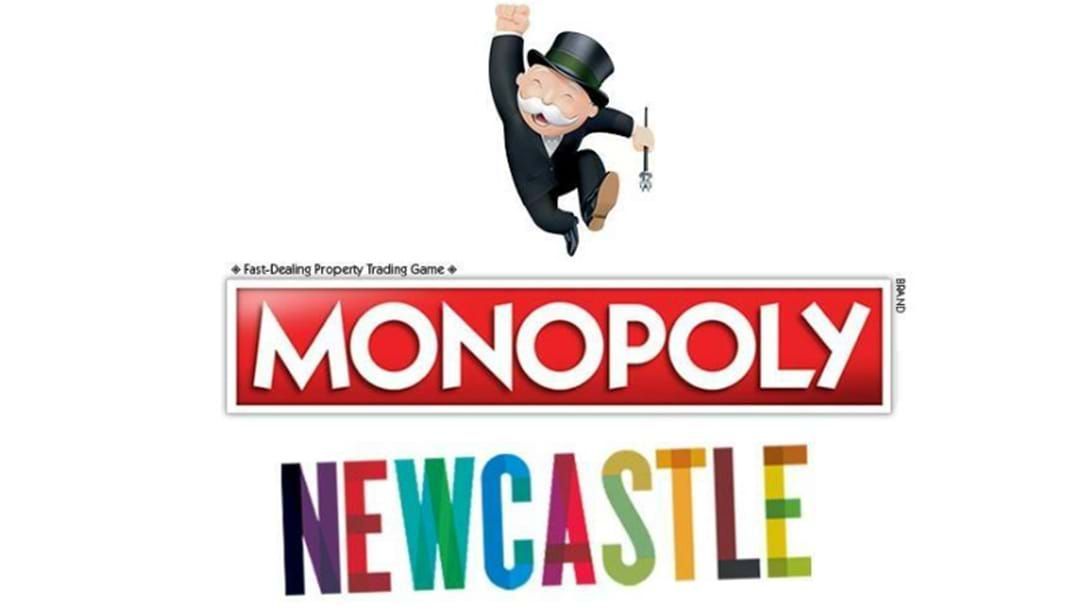 Article heading image for REVEALED: Newcastle Monopoly Edition