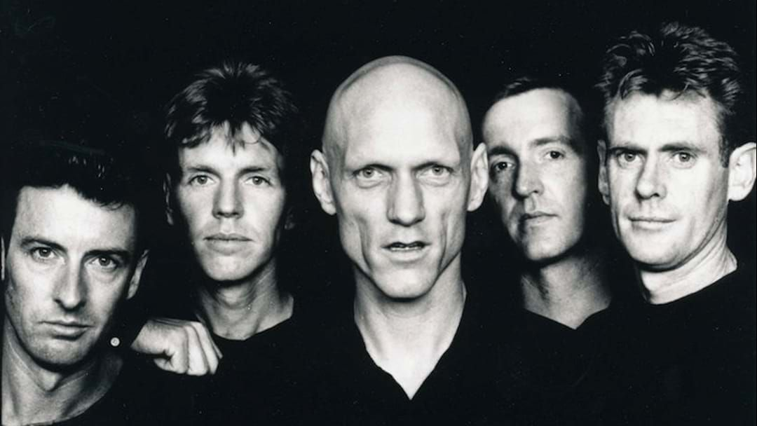 Article heading image for Midnight Oil Are Playing Two Intimate Gigs Next Month