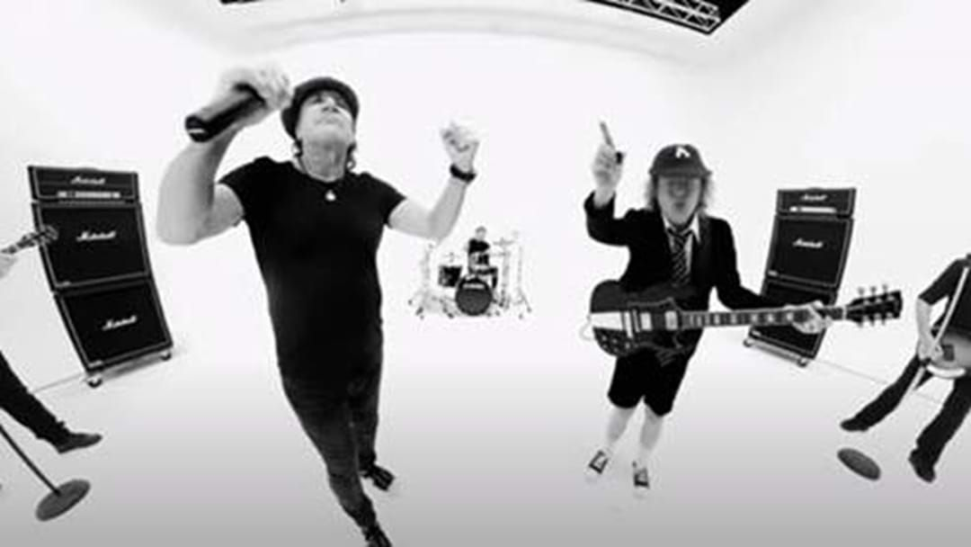 Article heading image for AC/DC Have Given Up A Sneak Peek At Their Live Set Up In Brand New Music Video