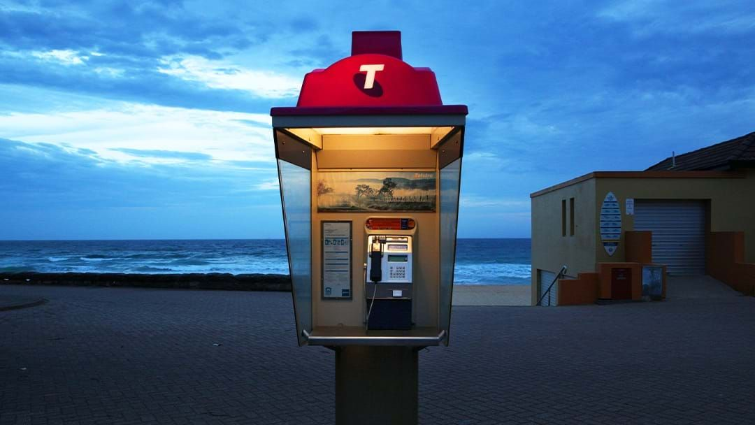 Article heading image for What? Telstra Makes Payphones Free Forever!
