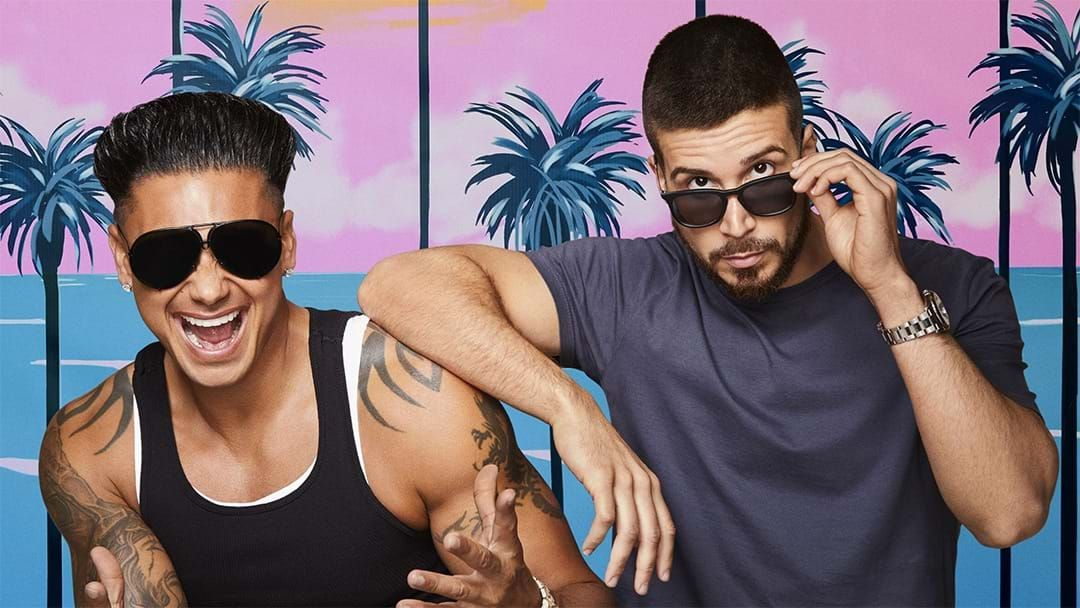 Article heading image for Jersey Shore's Vinny And Pauly D Are Getting Their Own Dating Show
