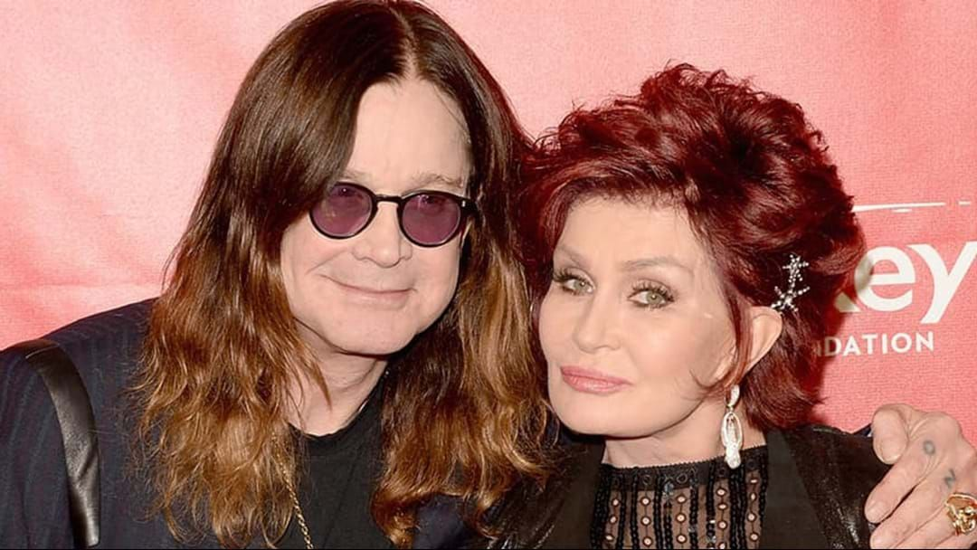 Article heading image for The Osbourne's Are In Lockdown After Staff Member Tests Positive To Covid