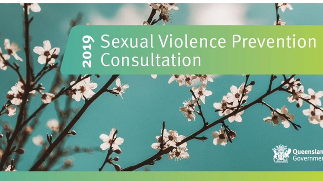 Article heading image for Sexual Violence Prevention Forum to be Held in Toowoomba