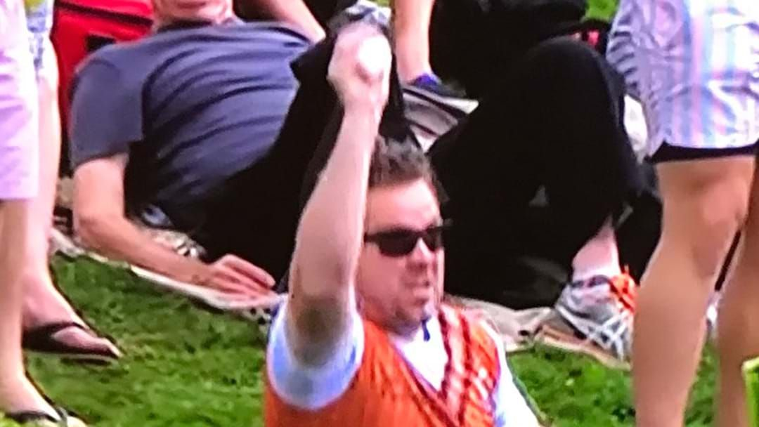 Article heading image for Kiwi Bloke Nets $50k For Snagging An Absolute Beauty Of A Crowd Catch