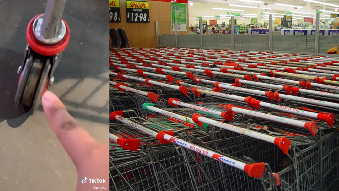 Article heading image for Americans Are Apparently Losing Their Minds Over Aussie Trolleys!