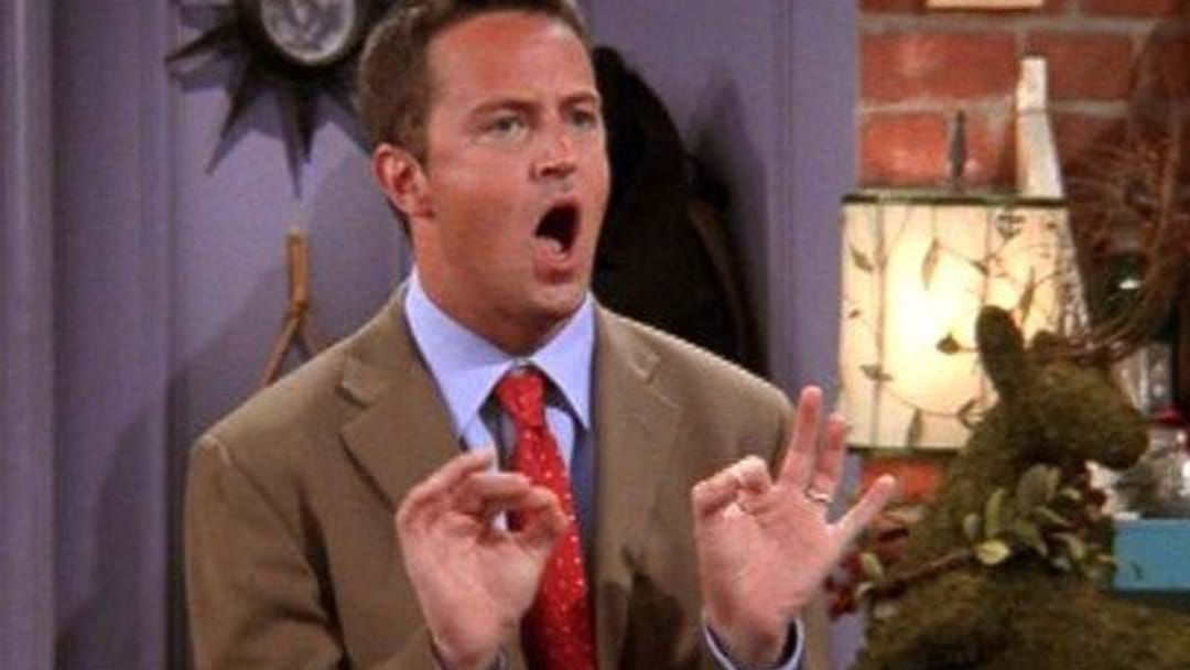 Article heading image for Did Jennifer Aniston Just Confirm A Friends Reboot?