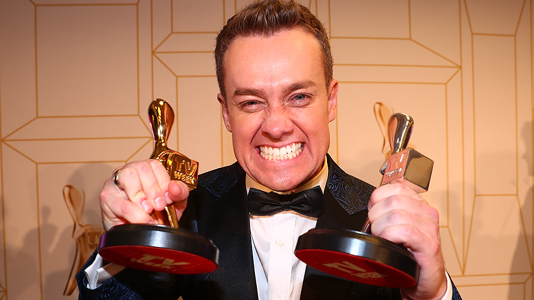 Article heading image for Grant Denyer On $100K 'Frontline Workers' Family Feud Special