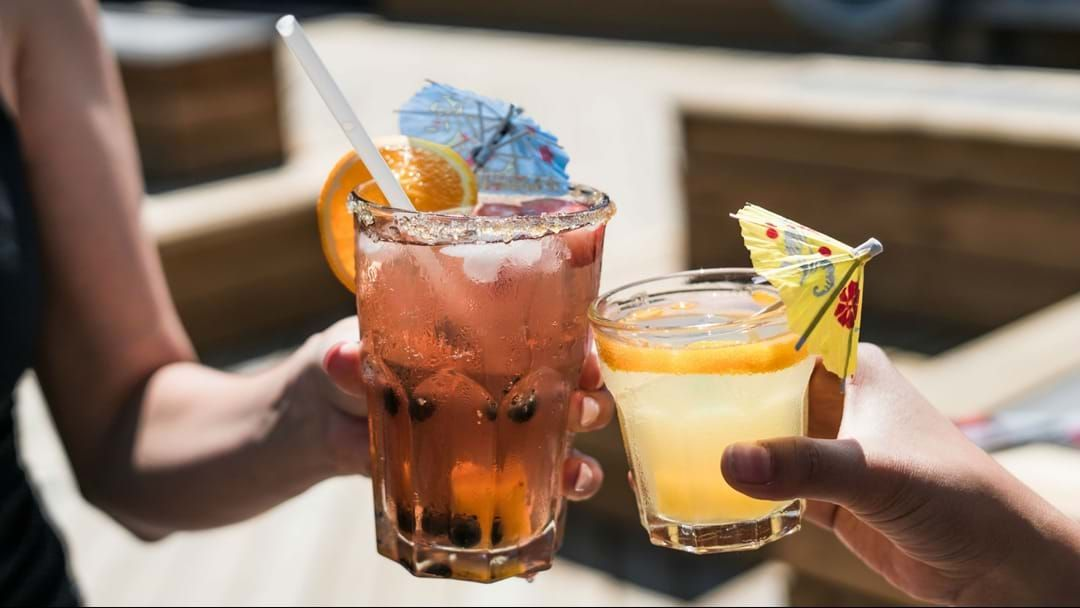 Article heading image for 6 Of The Best Boozey Experiences In Sydney Delivered To Your Door