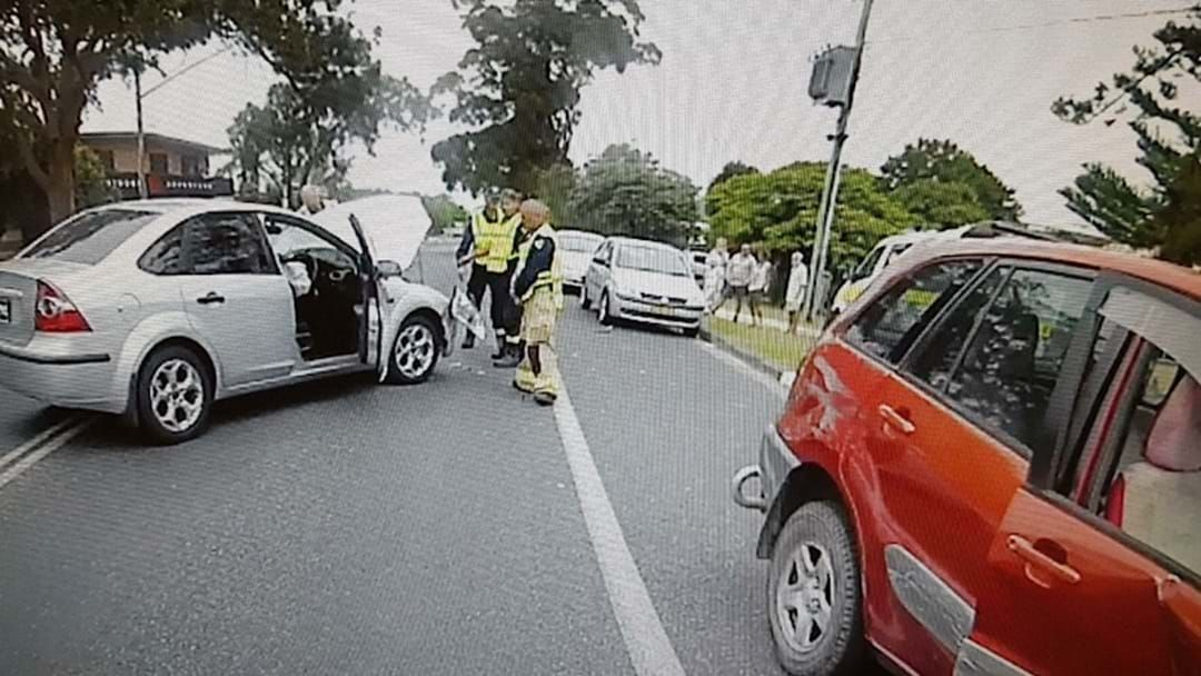 Article heading image for DRINK DRIVER CRASH: 41 Year old P-Plater Returns High Range PCA
