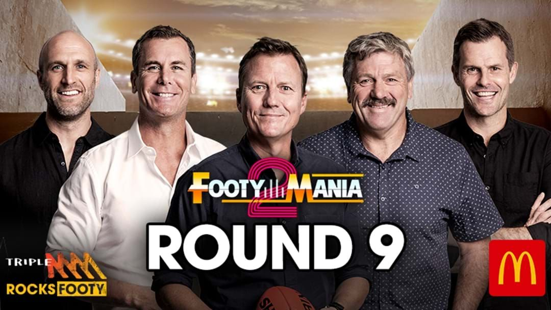 Article heading image for Triple M On Air Coverage Round 9 2020