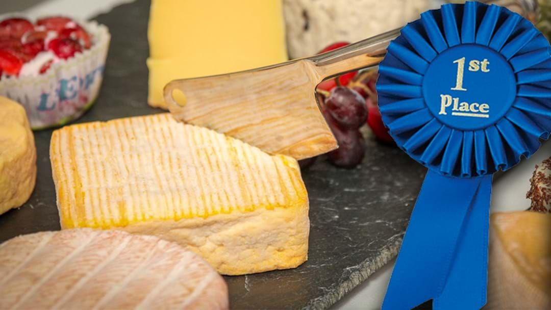 Article heading image for Hold Up... 10 Aussie Cheese Judges Are Required For A Day Of Cheese Judging