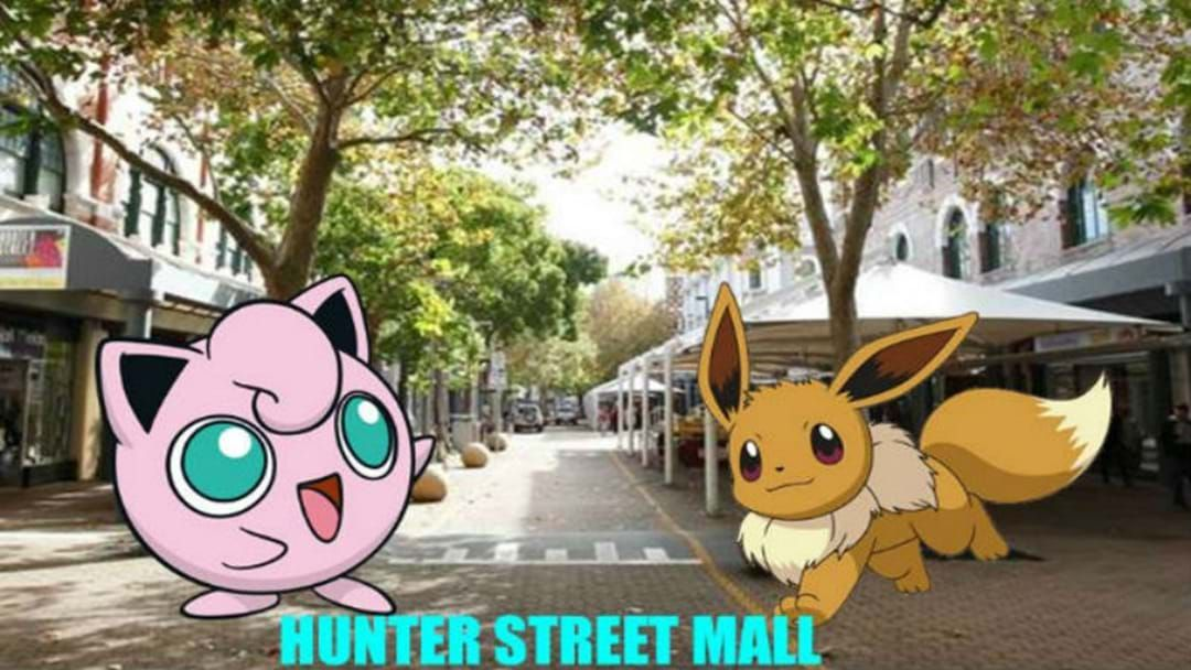 The Best Places In Newcastle To Catch Pokemon | Triple M