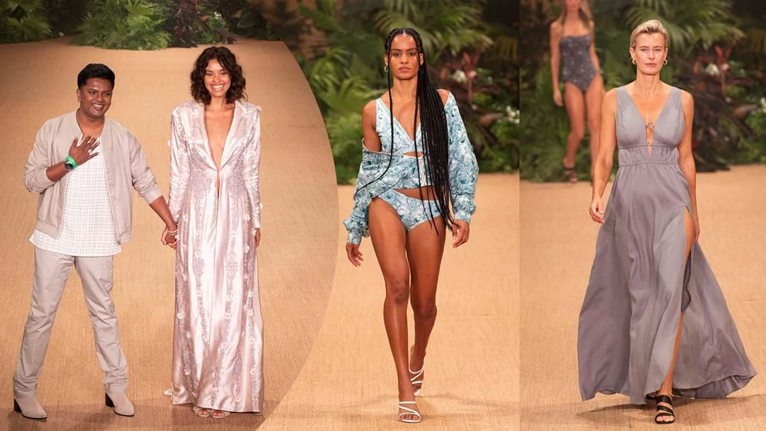 Article heading image for Aussie Label Aqua Blu Applauded For True Diversity In It's Models At Fashion Week