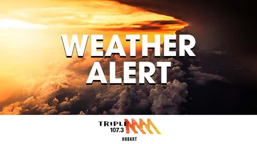 Article heading image for DETAILS | Tasmania SEVERE Weather Warning