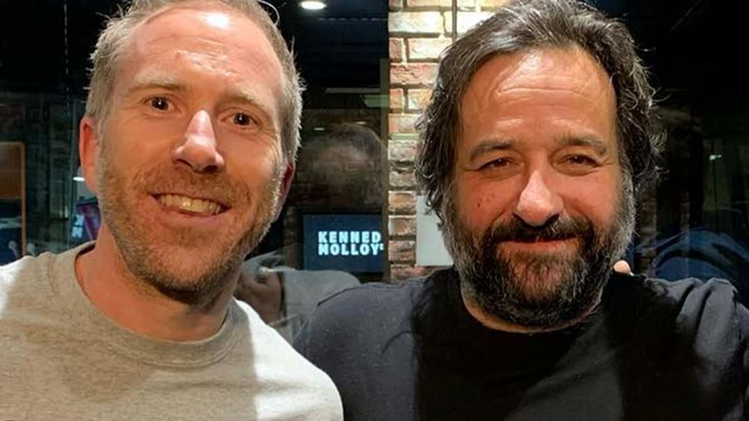 Article heading image for Adam Rozenbachs' Hilarious Story About The First Time He Met Mick Molloy