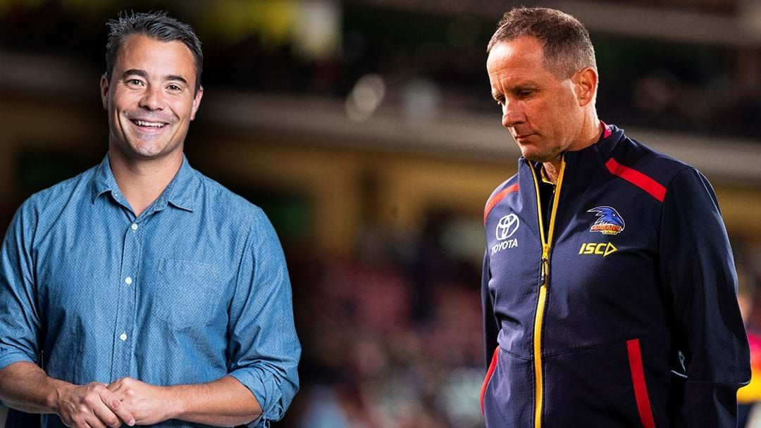 Article heading image for Jay Clark On Potential Replacements For Don Pyke