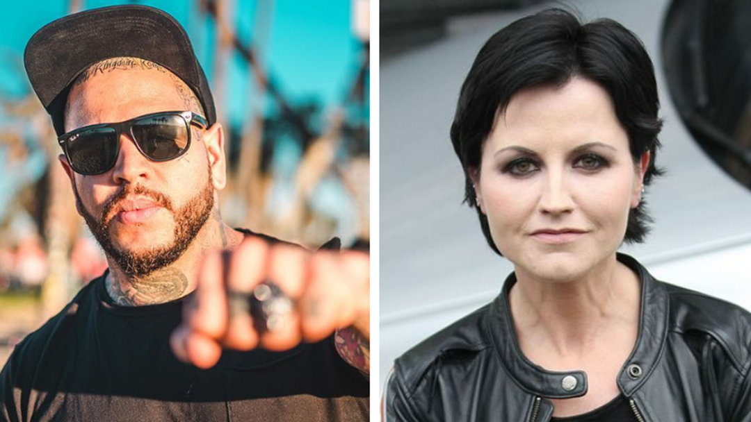 Article heading image for Bad Wolves Frontman Tommy Vext Opens Up About The Cranberries Dolores O'Riordan's Death