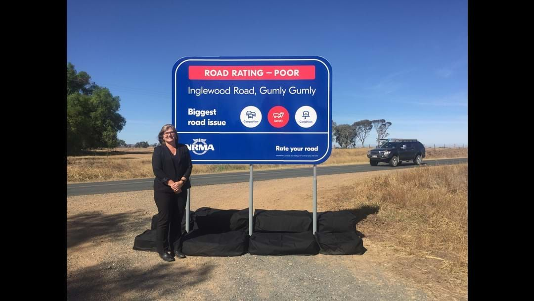 Article heading image for Wagga's worst roads revealed