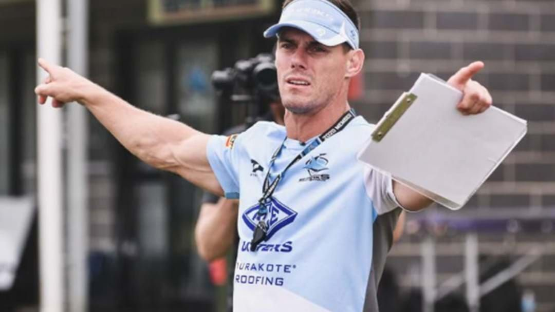 Article heading image for The Heat Is On The Sharks As Another Sydney Club Sound Out John Morris