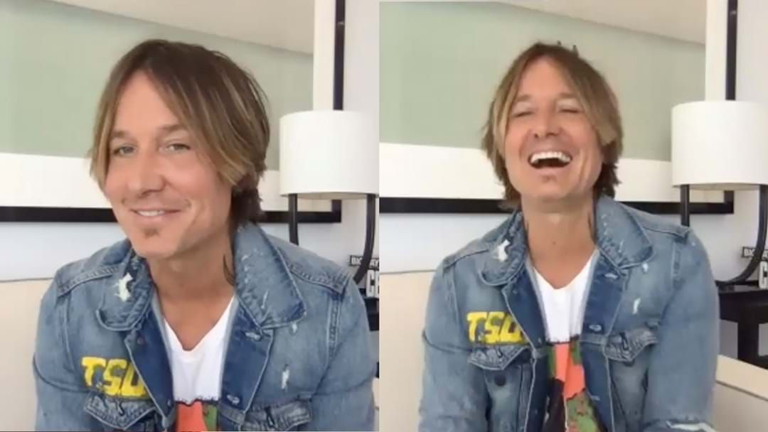 Article heading image for Keith Urban Reveals How He And Nicole Are Spending Christmas In Aus