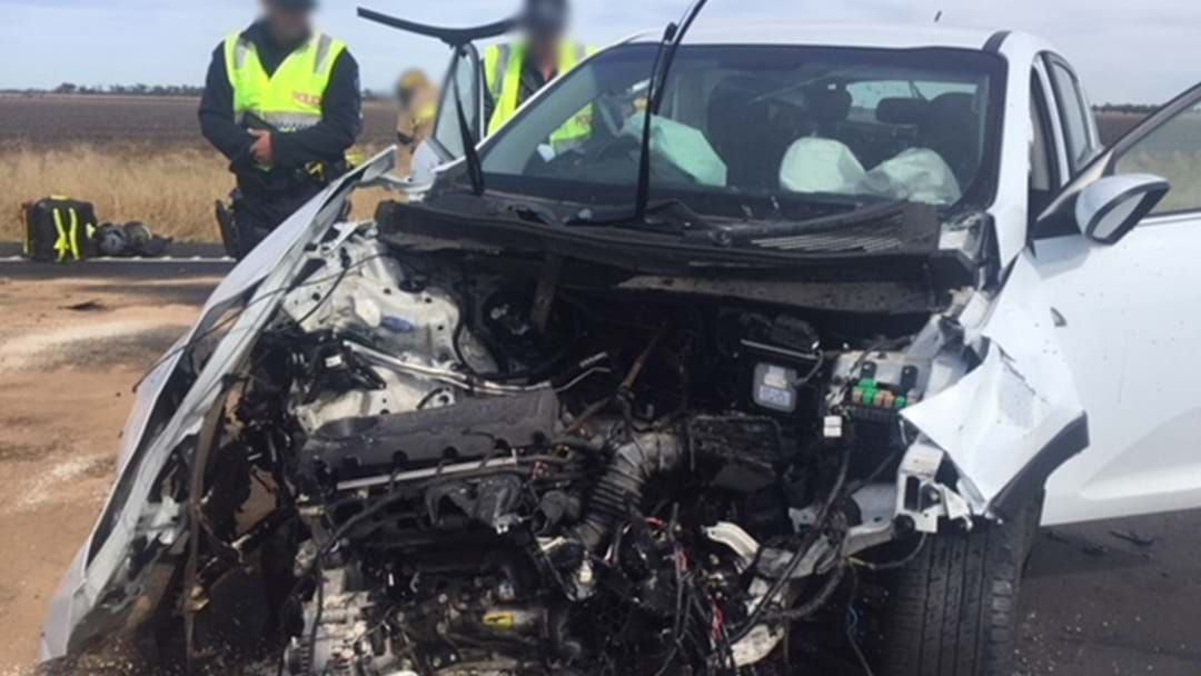 Article heading image for Woman Seriously Injured in Car Crash