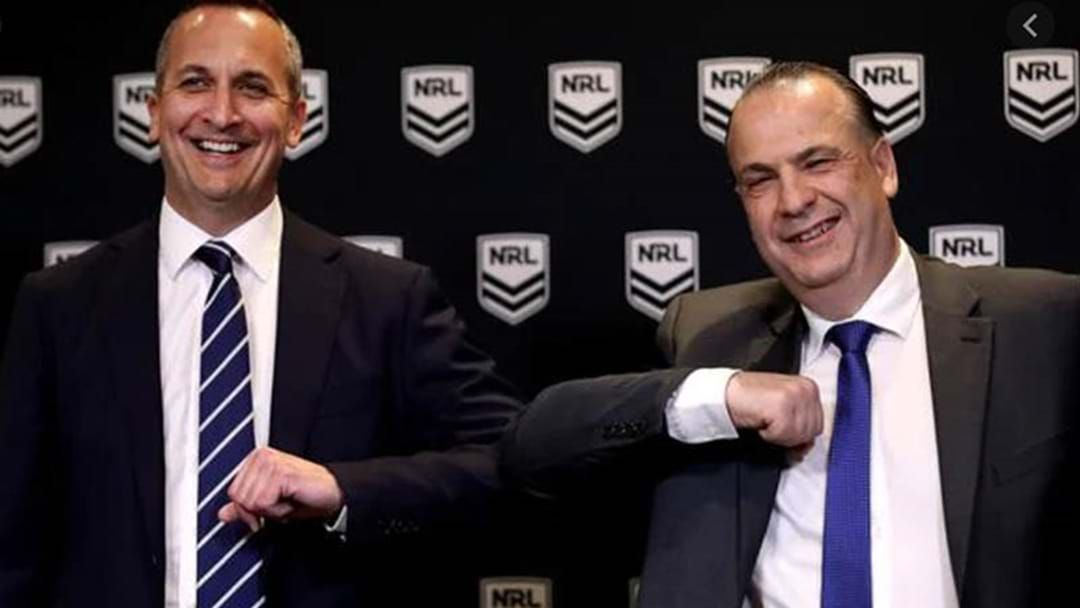 Article heading image for Here's How The NRL Plan To Crack Down On Players Breaking Contracts