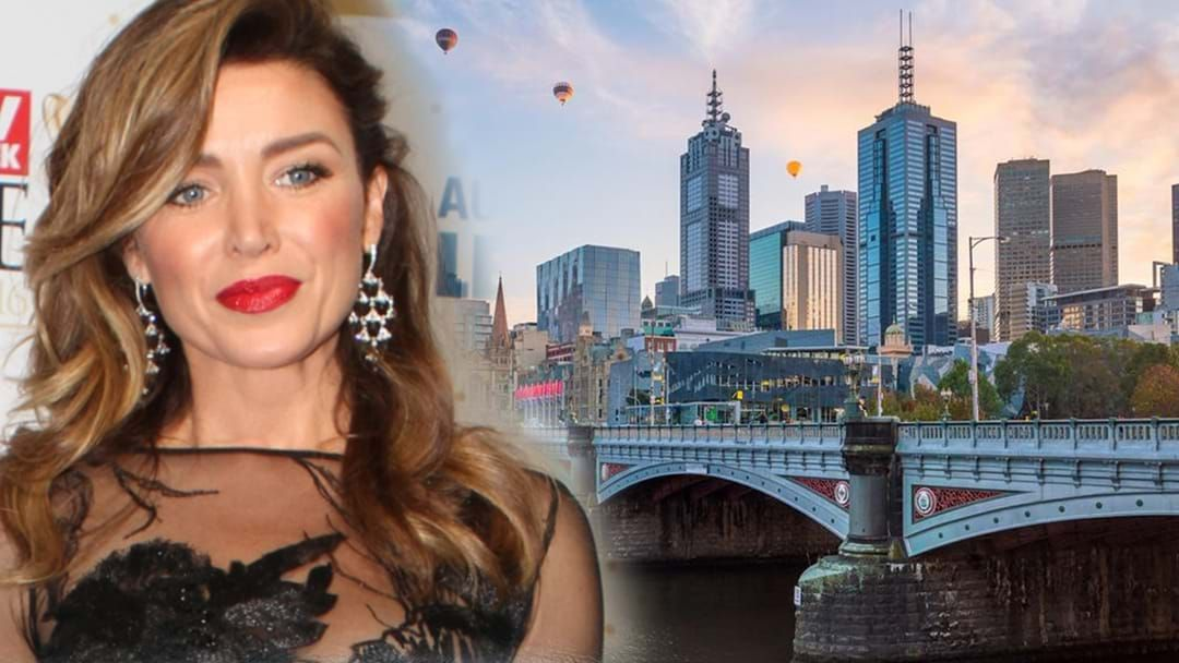 Article heading image for Dannii Minogue's Message To Victorian's And VCE Students!