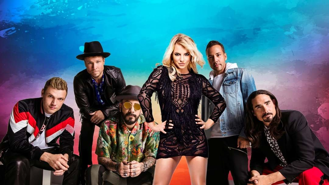 Article heading image for Confirmed: Britney Spears Is Dropping A Song With The Backstreet Boys