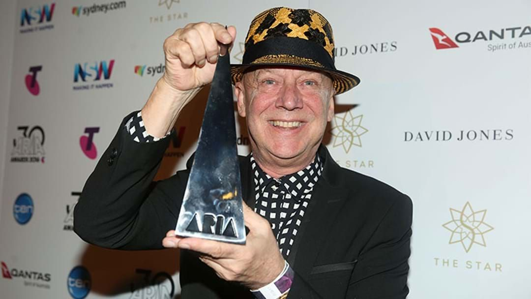 Article heading image for Aussie Music Legend Russell Morris Awarded Order Of Australia