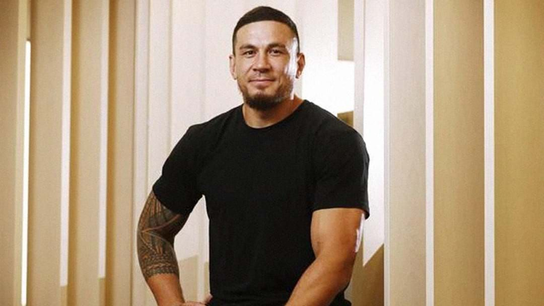 Article heading image for Sonny Bill Williams Discusses Horrific, Suppressed Childhood Memory