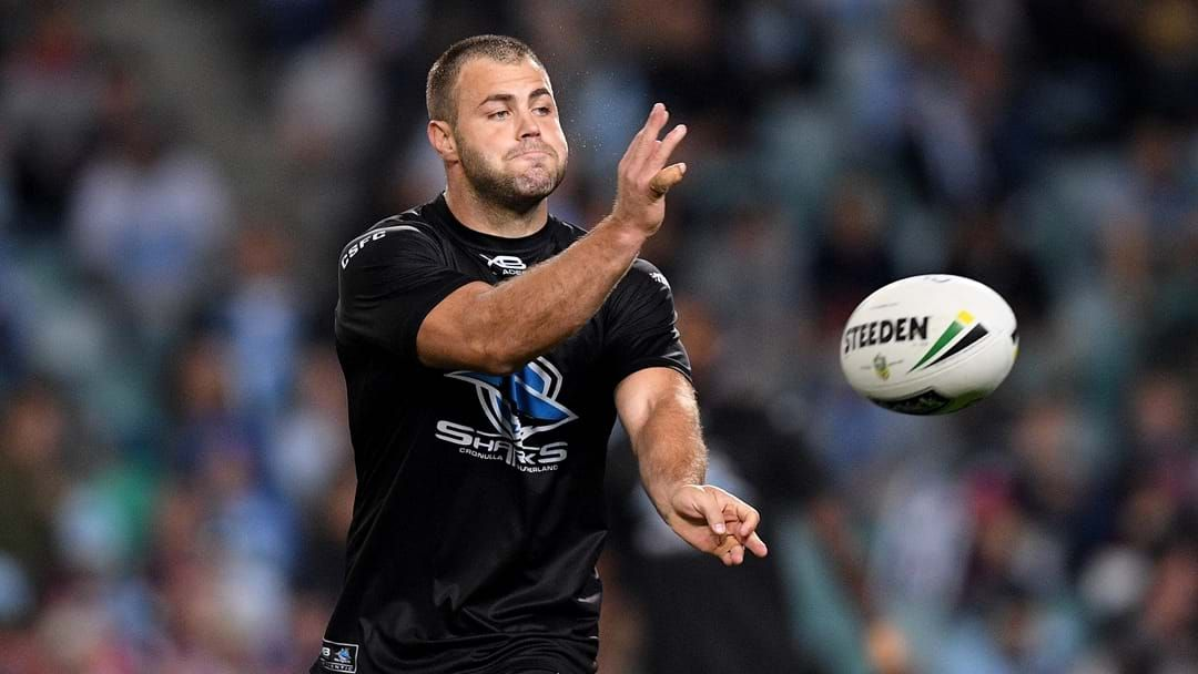 Article heading image for Co-Captain Wade Graham Agrees To Three-Year Extension With The Sharks
