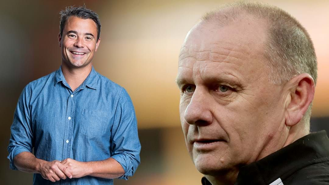 Article heading image for LISTEN | Jay Clark Believes There's A Storm Brewing At Port Adelaide Between Ken Hinkley and David Koch