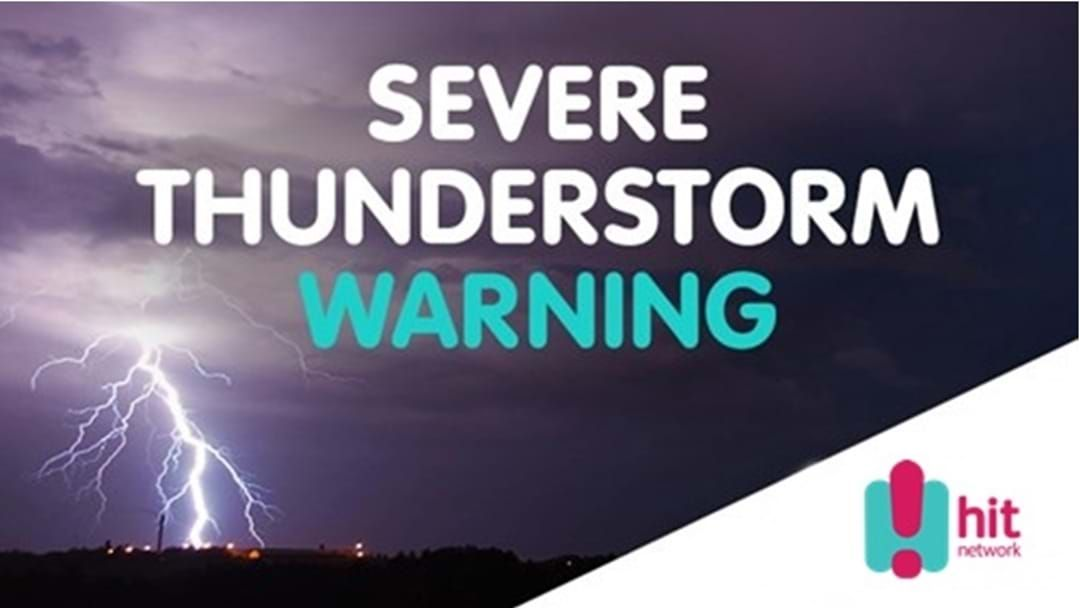 Article heading image for Everything You Need To Know About The Thunderstorm And Bushfire Warning For Adelaide
