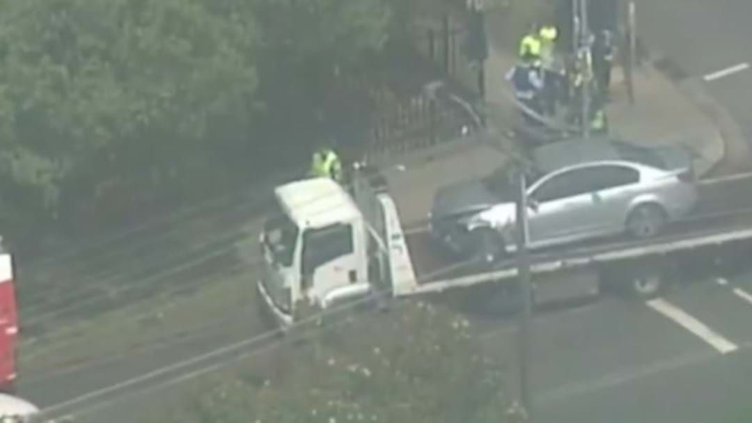 Article heading image for BREAKING | A Car Has Crashed Into Eastwood Public School