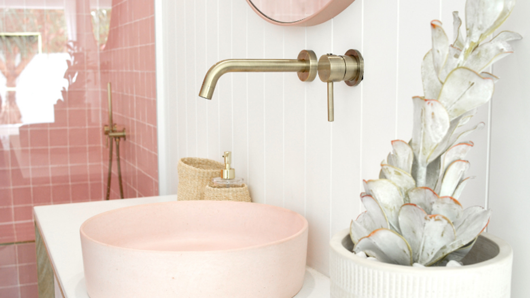 Article heading image for Why Coloured Tapware And Bathroom Products Is The Way Of The Future