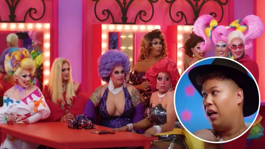 Article heading image for US Fans Are Confused By These Aussie Sayings On Drag Race Down Under