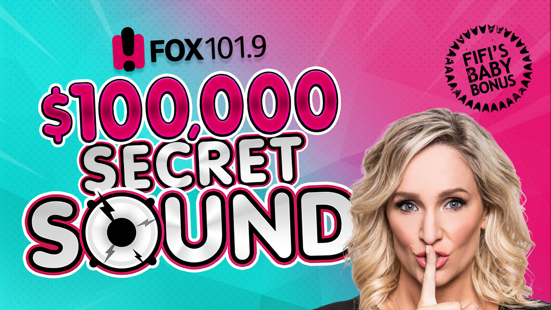 Article heading image for Someone Has Correctly Guessed Fox FM's $100,000 Secret Sound… But There's A Twist