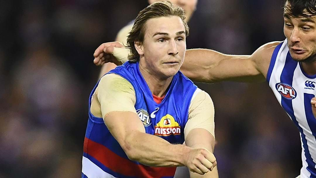 Article heading image for Western Bulldogs Midfielder Signs On For Another Year