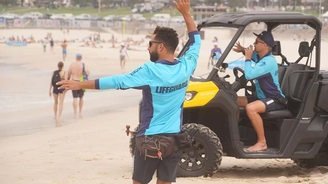Article heading image for Bondi Rescue's Hoppo Reveals 'It's Rare' They Ever Get A Thank You From Anyone They Save