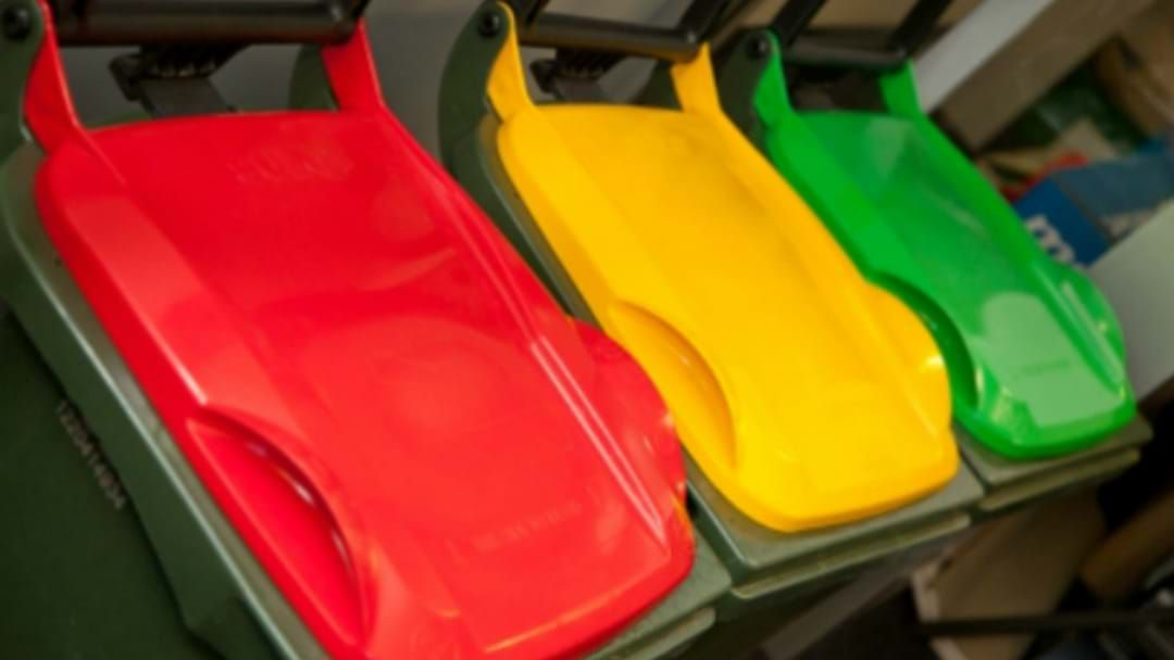 Article heading image for AMR Shire Rolls Out Three-Bin Waste System