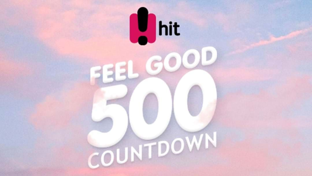 Article heading image for Check Out The FULL Feel Good 500 Countdown Playlist