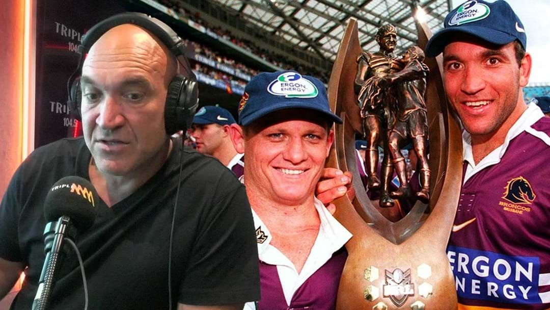 Article heading image for Gorden Tallis' Incredible Yarn Around The Lead-Up To The 2000 Grand Final