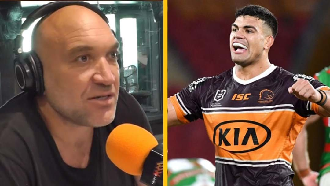 Article heading image for Gorden Tallis Hits Back At Johnathan Thurston's Criticism Of The Titans' Pursuit Of David Fifita