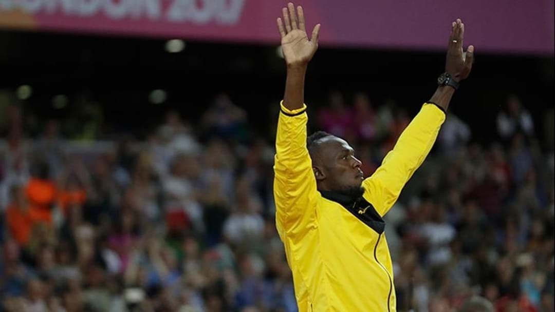 Article heading image for Olympic Legend Usain Bolt Headed To The Cenny Coast To Trial With The Mariners