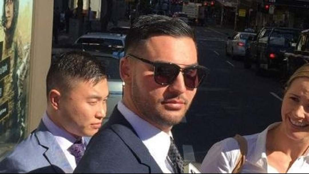 Article heading image for Disgraced Businessman Salim Mehajer Leaves Prison