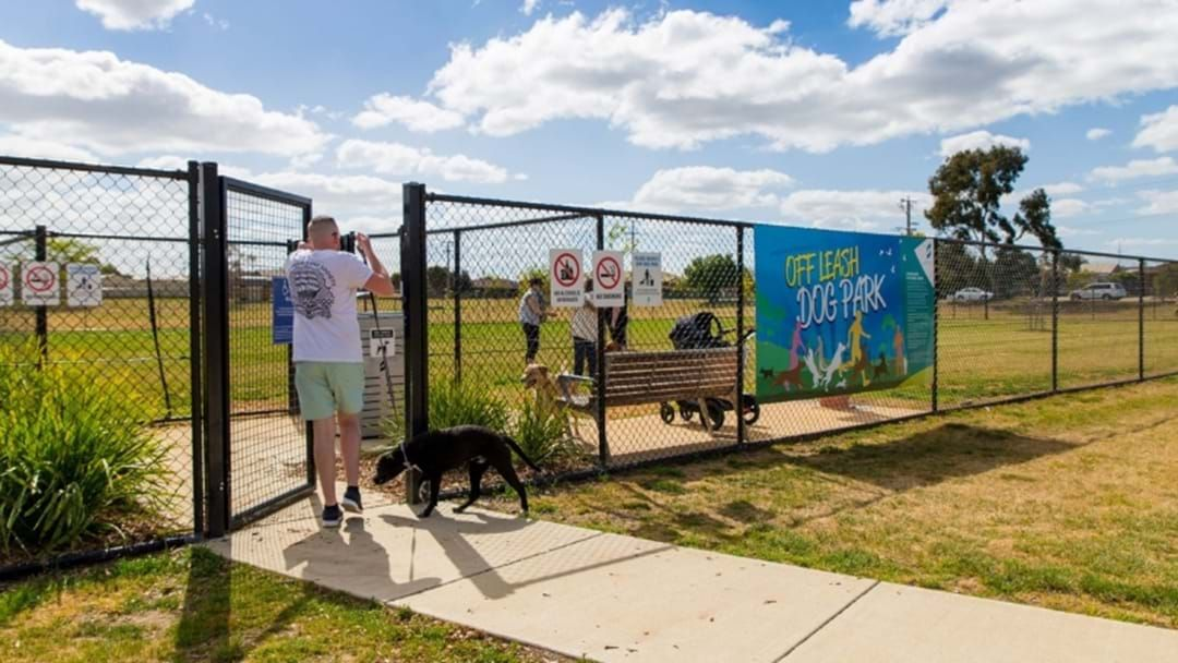 Article heading image for Vandalism At Shepparton Off-Leash Dog Park