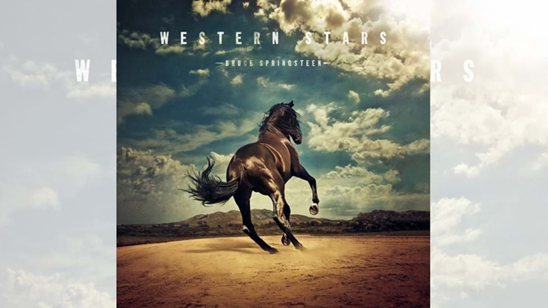 "Article heading image for Bruce Springsteen ""Western Stars"" is OUT NOW!"