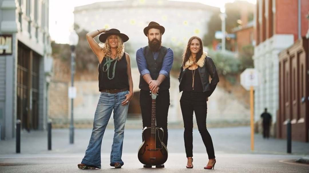 Article heading image for The Waifs Will Return To WA This Summer!