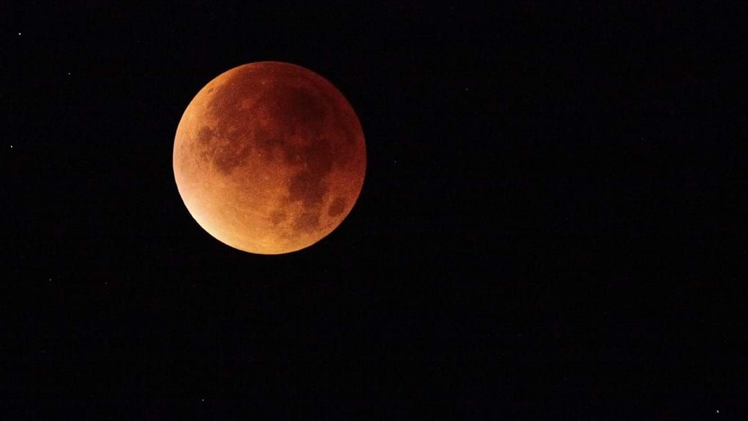 Article heading image for The Last Lunar Eclipse Of The Year Will Be Visible In Melbourne Next Week