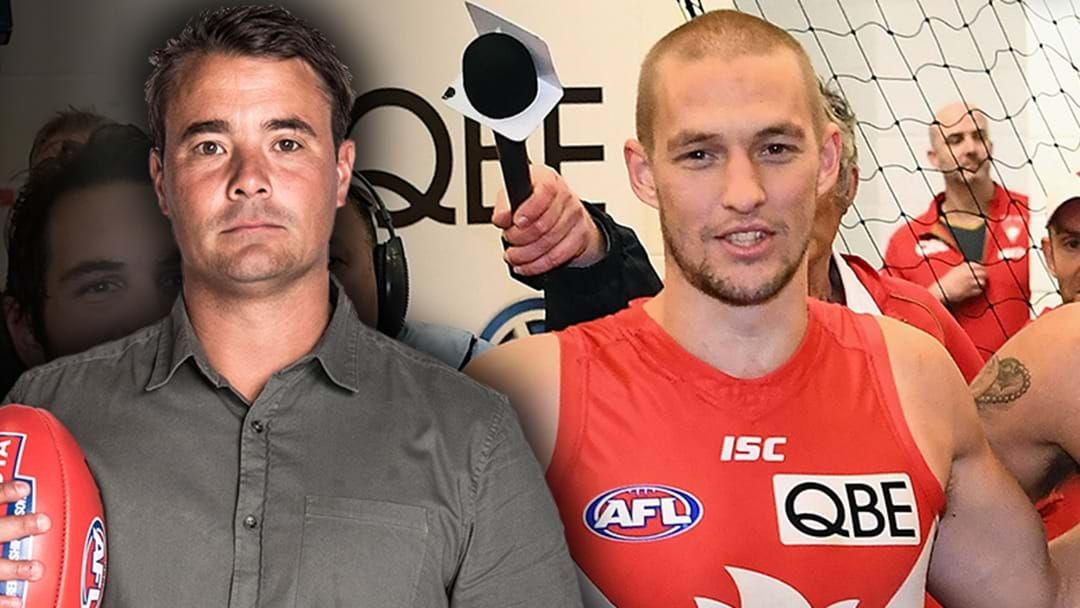 Article heading image for Jay Clark: Sam Reid Could Be A Late Omission Tonight